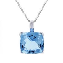 14k_white_gold_checkerboard_cushion_blue_topaz_pendant