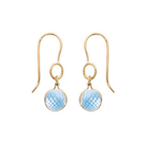 14k_yellow_gold_faceted_round_blue_topaz_drop_earrings