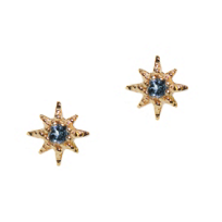 Anzie_14K_Yellow_Gold_Micro_Aztec_Blue_Topaz_Starburst_Stud_Earrings