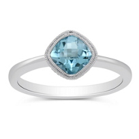 14K_White_Gold_Bezel_Set_Blue_Topaz_Ring