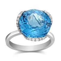 14K_White_Gold_Round_Checkerboard_Blue_Topaz_and_Diamond_Palette_Ring