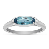 14K_White_Gold_East_West_Oval_Blue_Topaz_&_Diamond_Ring