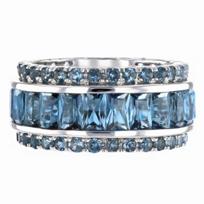 14k_white_gold_rectangular_blue_topaz_&_diamond_3_row_ring