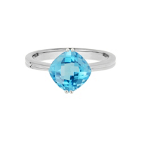 14K_White_Gold_Checkerboard_Cushion_Blue_Topaz_Ring