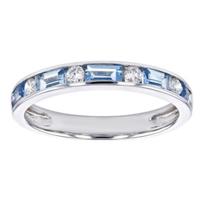 14k_white_gold_blue_topaz_baguette_&_diamond_alternating_ring