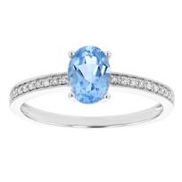 14k_white_gold_oval_blue_topaz_&_diamond_milgrain_shank_ring