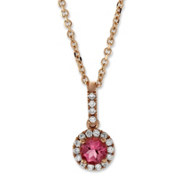14K_Rose_Gold_Pink_Tourmaline_and_Round_Diamond_Halo_Pendant