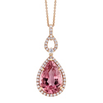 18K_Rose_Gold_Pink_Tourmaline_and_Round_Diamond_Halo_Pendant