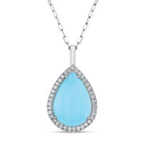 platinum_and_14k_white_and_gold_pear_shaped_cabochon_paraiba_tourmaline_and_diamond_halo_pendant._