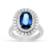 18K_White_Gold_Indicolite_Tourmaline_and_Round_Diamond_Halo_Ring