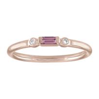 14k_rose_gold_baguette_tourmaline_&_round_diamond_bezel_set_ring