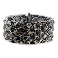 Stephen_Webster_Black_Mother_of_Pearl_Superstone_Bracelet,_7""