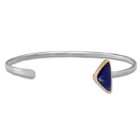 Melissa_Joy_Manning_14K_Yellow_Gold_&_Sterling_Silver_Lapis_Cuff_Bracelet