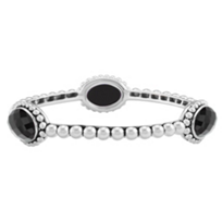 Lagos_Sterling_Silver_Maya_Onyx_Doublet_Caviar_Bangle
