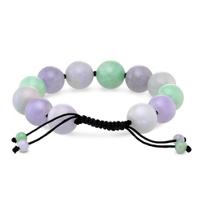 Green_&_Lavender_Jade_Bead_Bracelet