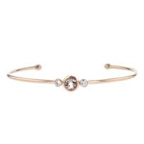 14k_yellow_gold_round_morganite_&_diamond_bezel_set_cuff_bracelet