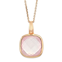 14K_Rose_Gold_Cushion_Checkerboard_Rose_Quartz_Pendant