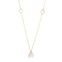 Melissa_Joy_Manning_14K_Yellow_Gold_Pink_Chalcedony_&_Moonstone_Briolette_Pendant