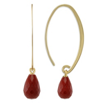 14K_Yellow_Gold_Red_Jasper_Drop_Earrings