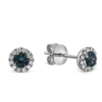 14K_White_Gold_Alexandrite_and_Round_Diamond_Halo_Earrings