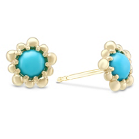 Anzie_14K_Yellow_Gold_Dew_Drop_Turquoise_Earrings