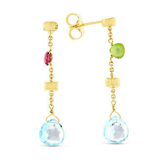 Marco Bicego 18K Yellow Gold Paradise Drop Earrings