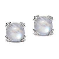 Anzie_Sterling_Silver_Dewdrop_Cluster_Moonstone_Earrings