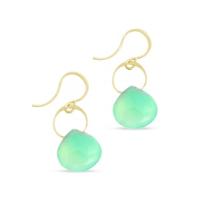 melissa_joy_manning_14k_yellow_gold_pear_shaped_chrysoprase_chalcedony_dangle_earrings