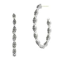 freida_rothman_sterling_silver_&_black_rhodium_industrial_finish_allover_pave_hoop_earrings