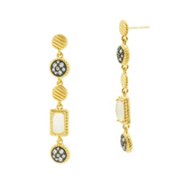 freida_rothman_yellow_tone_sterling_silver_&_black_rhodium_gilded_cable_station_drop_earrings