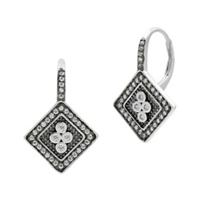 freida_rothman_sterling_silver_&_black_rhodium_industrial_finish_4_point_lever_back_earrings