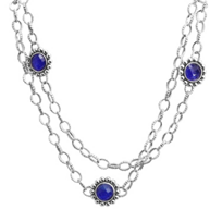 Lagos_Sterling_Silver_Maya_Lapis_Doublet_Link_Necklace