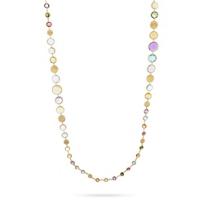 "marco_bicego_18k_yellow_gold_multi_stone_jaipur_necklace,_36"""