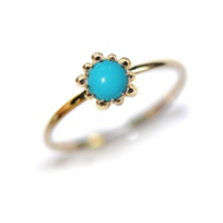 Anzie_14K_Yellow_Gold_Micro_Dew_Drop_Turquoise_Ring