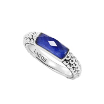 Lagos_Maya_Sterling_Silver_Rock_Crystal_Quartz_and_Lapis_Doublet_Ring