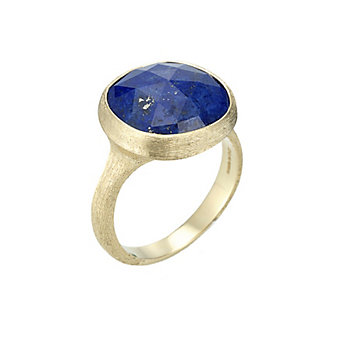 Marco Bicego 18K Yellow Gold Jaipur Lapis Ring