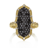 Freida_Rothman_Sterling_Silver_Black_Pave_Pointe_Ring,_Size_7