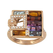 Bellarri_14K_Rose_Gold_Multi_Stone_And_Diamond_Boulevard_Ring