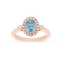 14k_rose_gold_oval_blue_zircon_&_diamond_scalloped_milgrain_halo_ring