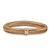 Roberto_Coin_18K_Rose_Gold_Medium_Primavera_Stretch_Bangle_Bracelet