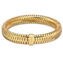 Roberto_Coin_18K_Rose_Gold_Primavera_Bangle_Bracelet