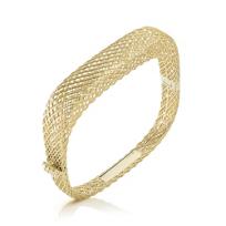 Roberto_Coin_18K_Yellow_Gold_Hinged_Bangle_Bracelet