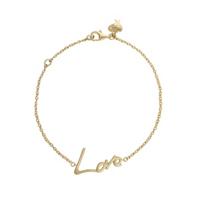 "stephen_webster_18k_yellow_gold_neon_love_bracelet,_7.75"""