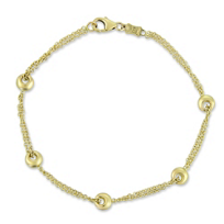 14K_Yellow_Gold_Station_Bracelet