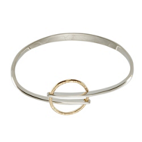 Sterling_Silver_&_14K_Yellow_Gold_Horizon_Flip_Bangle_Bracelet