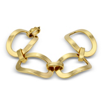 Roberto_Coin_18K_Yellow_Gold_Oval_Link_Bracelet