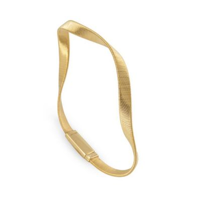 Marco Bicego 18K Yellow Gold Marrakech Twisted Bracelet