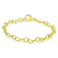 14K_Yellow_Gold_Cable_Chain_Bracelet,_7.5""