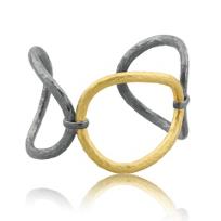 Lika_Behar_24K_Yellow_Gold_&_Oxidized_Sterling_Silver_Hammered_Open_Cuff_Bracelet