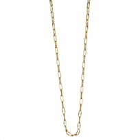 Monica_Rich_Kosann_18K_Yellow_Gold_Oval_Link_Chain,_17""